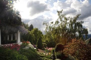 Crystal Hermitage upper gardens